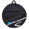 B&W International Double Wheel Guard Laufradtasche M black